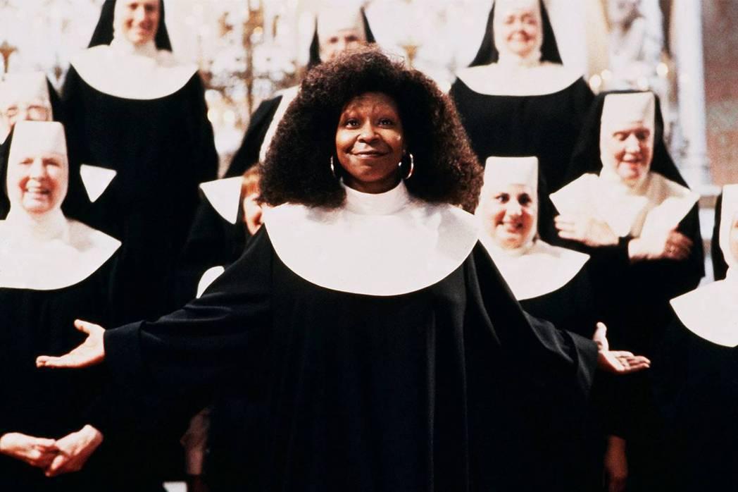 「修女也瘋狂」。圖/金馬影展提供