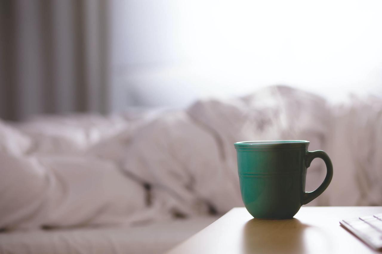 睡前一杯牛奶,可以助眠效果? 圖/unsplash
