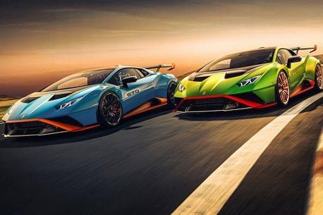 跌破8,000輛!疫情+停產使Lamborghini年度銷售明顯滑落