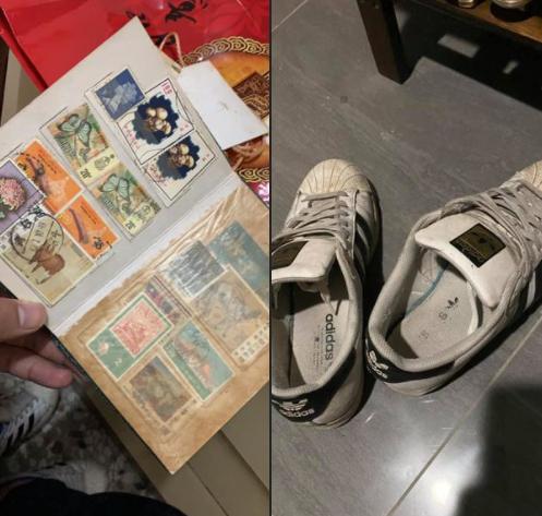 一名女子日前在網路上透露男友說要回老家,但事後原PO從男友所傳的照片裡發現男友在南部老家所穿的鞋根本在自己家,不禁讓人懷疑照片的真實性。圖擷自臉書