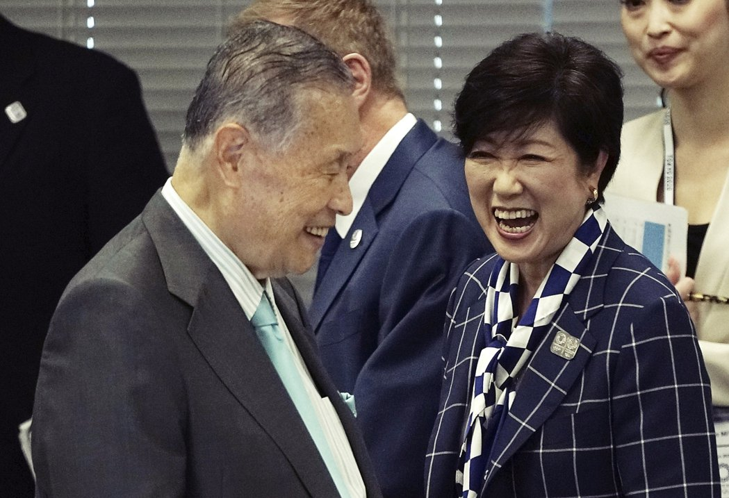 直到森在記者會上的傲慢態度激怒國際輿論,許多國際贊助商亦表達疑慮,國際奧會才急轉...