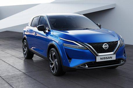 挾e-POWER動力回防歐洲休旅市場!全新第三代Nissan Qashqai正式發表
