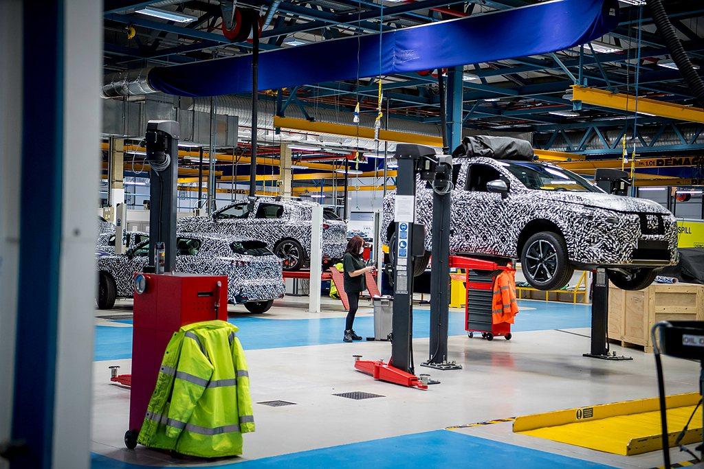 第三代Nissan Qashqai依舊由歐洲團隊設計、開發、生產製造。 圖/Ni...