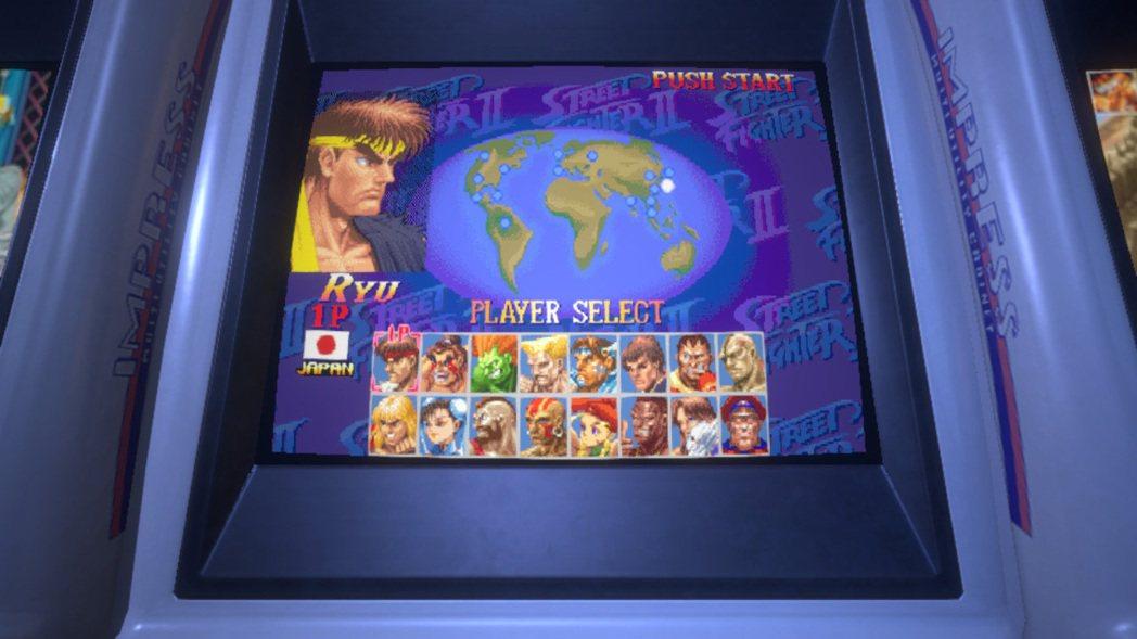 《卡普空街機博物館》(Capcom Arcade Stadium)在2/18率先...