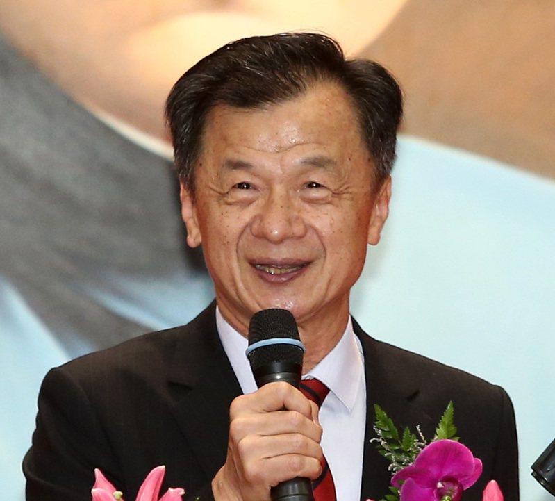 邱太三將接陸委會主委。聯合報系資料照/記者林澔一攝影