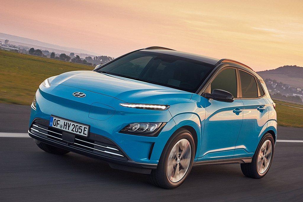 Hyundai Kona Electric在2020年的全球銷售量突飛猛進達到6...