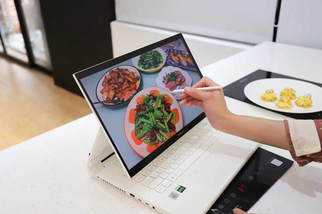 宏碁創作者品牌ConceptD概念家創系列一次推出三款新品,圖為ConceptD...