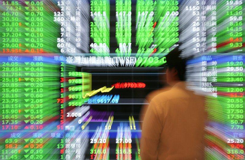 台股定期定額夯。 聯合報系資料照片