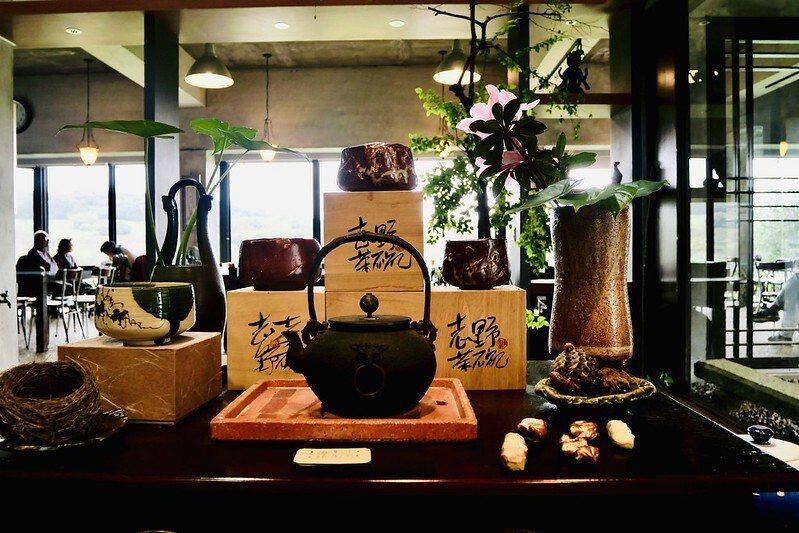 圓山草堂櫻花咖啡館
