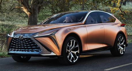 Lexus團隊正在開發三排座椅跨界休旅、硬派SUV以及電動車!