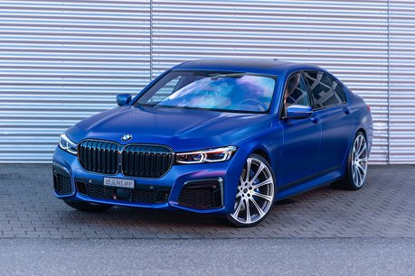 BMW 745Le xDrive油電旗艦有能改?馬力比M3 Competition還強!