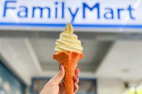 全家便利商店「起司塔霜淇淋」新登場!限時3天App隨買跨店取2支特價59元