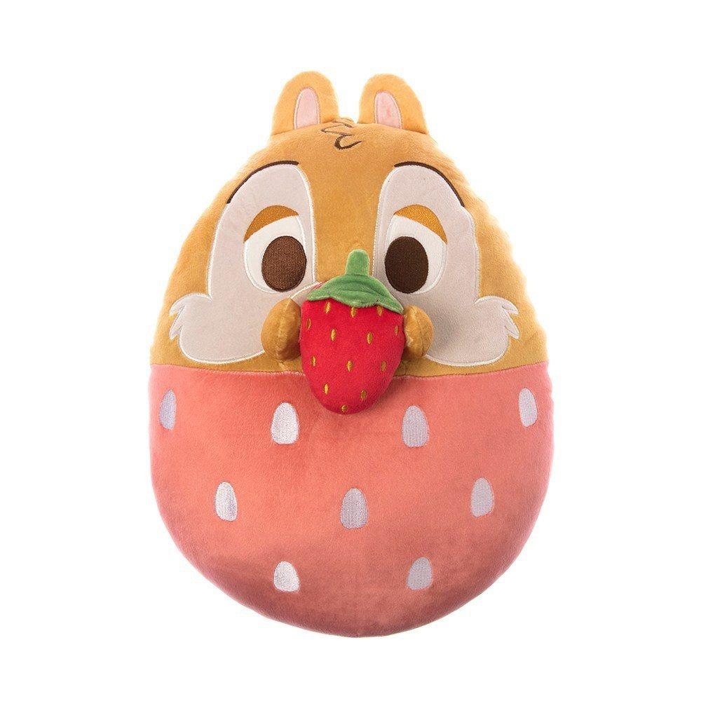 蝦皮購物迪士尼粉萌季推出「HOLA迪士尼系列櫻花季蒂蒂草莓造型抱枕」,活動優惠價...