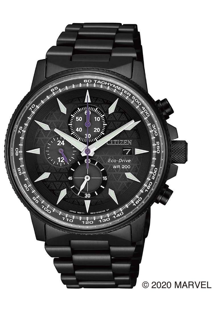 CITIZEN CA0297-52W腕表,精鋼表殼、表鍊17,900元。圖/CI...