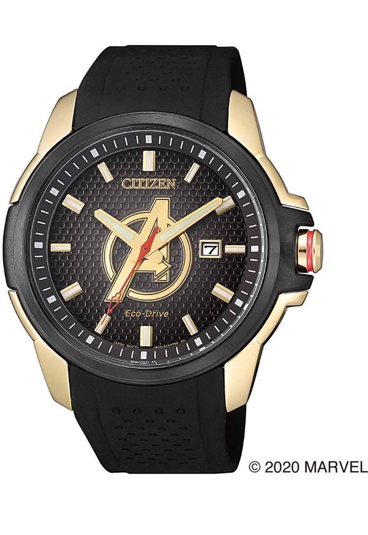 CITIZEN AW1155-03W腕表,精鋼表殼11,800元。圖/CITIZ...