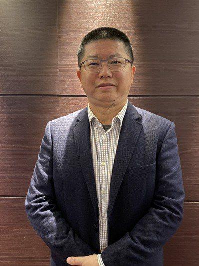 宏碁台灣區營運長張世欣 記者吳凱中/攝影