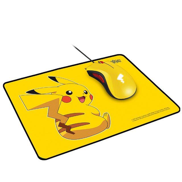 Razer皮卡丘限定款滑鼠套組,PChome 24h購物特價1,599元,售完為...
