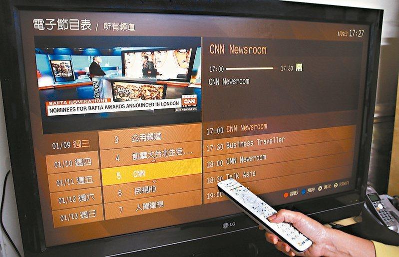 一直想變更為新聞台的台數科「中台灣生活網頻道」,上月中旬又申請「新設」新聞台,第四度闖關,拚敗部復活。圖/聯合報系資料照片