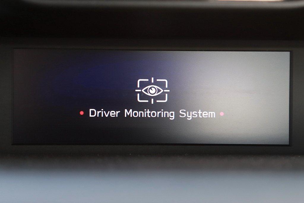 「Driver Monitoring System智能駕駛警示系統」可降低疲勞駕...