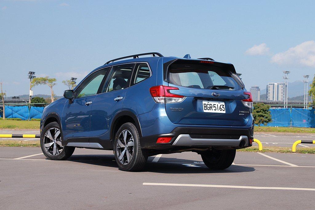 新年式Subaru Forester兩車型皆標配Eyesight以及Driver...
