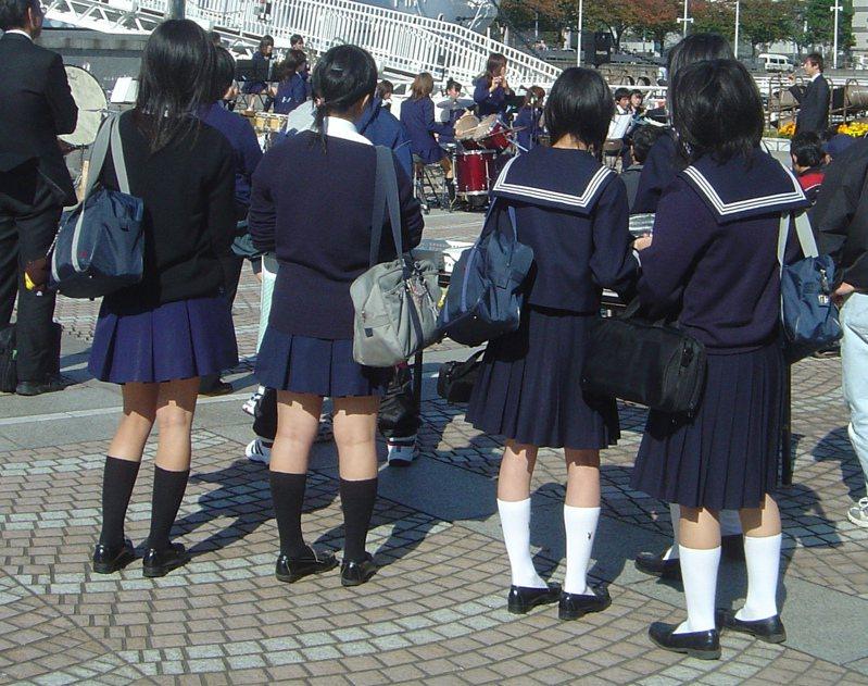 日本有間高中的老師要求學生將頭髮「染回」黑色,卻導致校方被告上法庭。示意圖/圖擷自維基百科