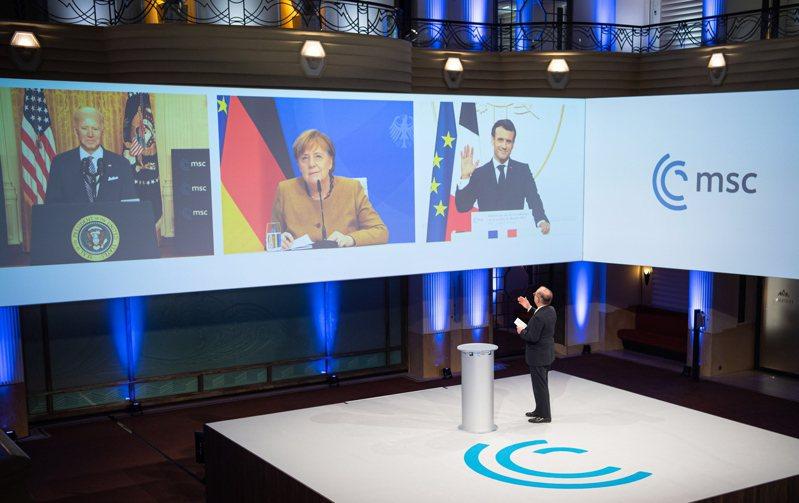 彭博資訊報導,七大工業國集團(G7)領袖在今年首場視訊峰會上迴避了如何應對中國大陸的問題,因為這些國家需要大陸的資金和技術,才能使受到新冠肺炎疫情重創的經濟順利復甦。 歐新社