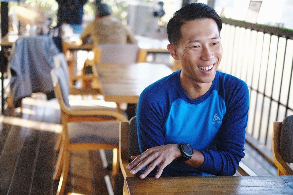 30歲那年,陳彥博順利完成四大極地馬拉松巡迴賽,獲得總冠軍。(攝影/程芷盈)