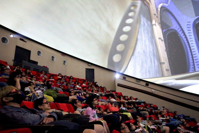 南瀛天文館針對228連假規畫「與外星朋友一起春遊」系列活動。圖/館方提供
