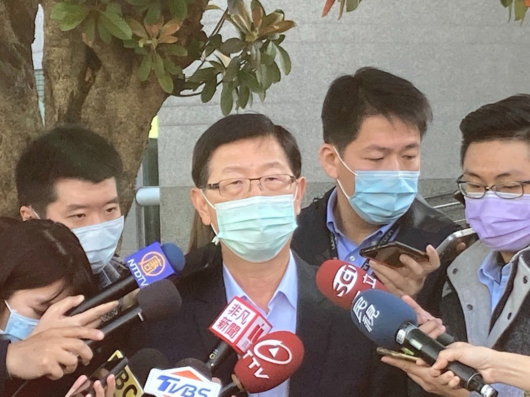 鴻海董事長劉揚偉。記者蕭君暉/攝影