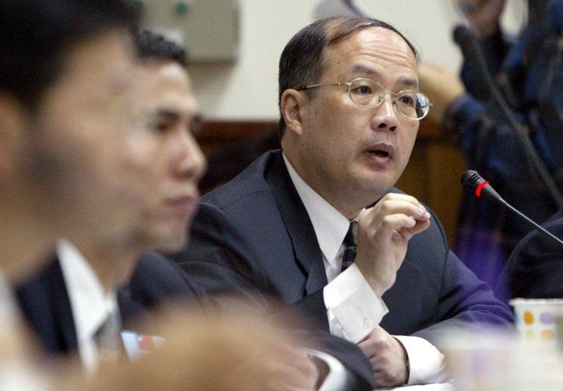 海基會副董事長詹志宏長期以來是幕僚型人物,現在不但走上第一線,又被封為鐵三角。圖/聯合報系資料照片