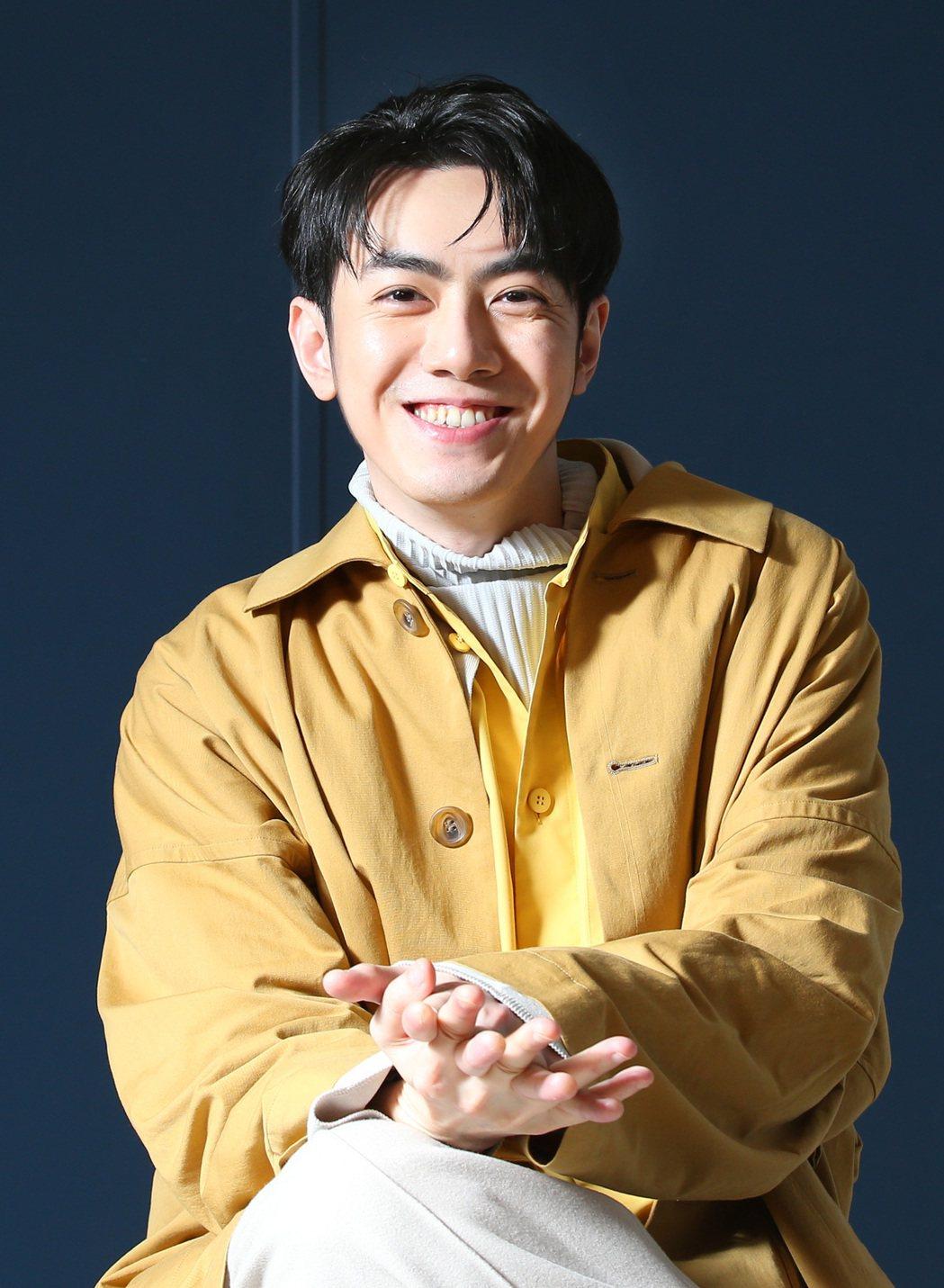 李友廷只想當歌手到45歲,餘生計畫在電玩世界生龍活虎。記者林澔一/攝影