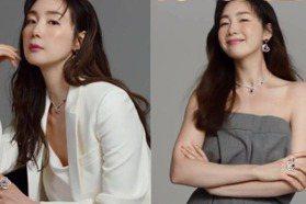 47歲崔智友逆齡美貌比珠寶更耀眼!一探元祖韓劇女王的40+不老密技,成功養出透亮美肌