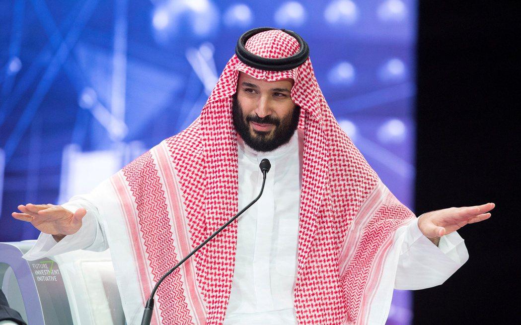 沙爾曼國王第八王子穆罕默德‧本‧沙爾曼 (Mohammed Bin Salman...