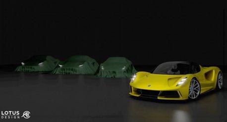 Lotus經典車款即將進入生命末期 2022年迎來全新Hybrid跑車!
