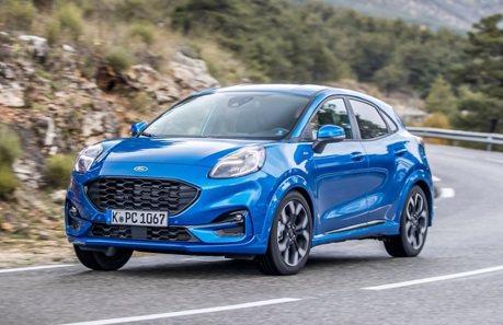 歐規Ford Puma與Fiesta 換上全新雙離合變速箱!