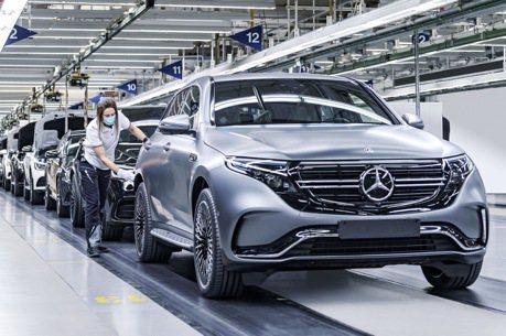 Mercedes-Benz再創紀錄 第五千萬輛車生產下線