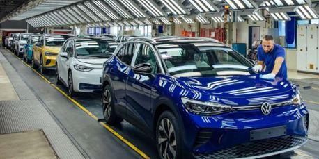 Volkswagen ID.5傳已正式量產 預計2021年第二季上市