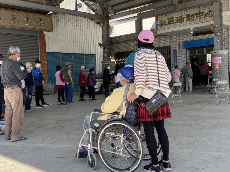 台東基層農會選舉,長濱農會恐翻盤,成功農會還有配票機會可挽回。記者施鴻基/攝影