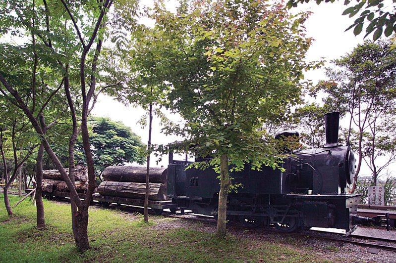 太平山森林鐵路復甦計畫的路線之一穿越羅東林業文化園區,由於會破壞文資法的文化景觀,引起不少反彈。圖/羅東林管處提供