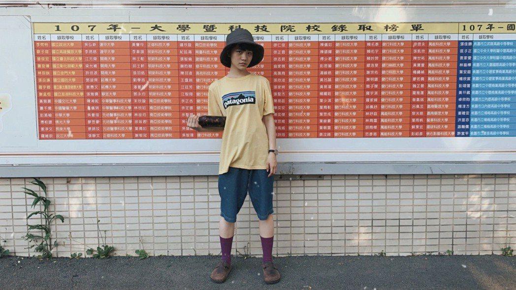 李玲葦新片「生而為人」扮演男生。圖/李玲葦提供