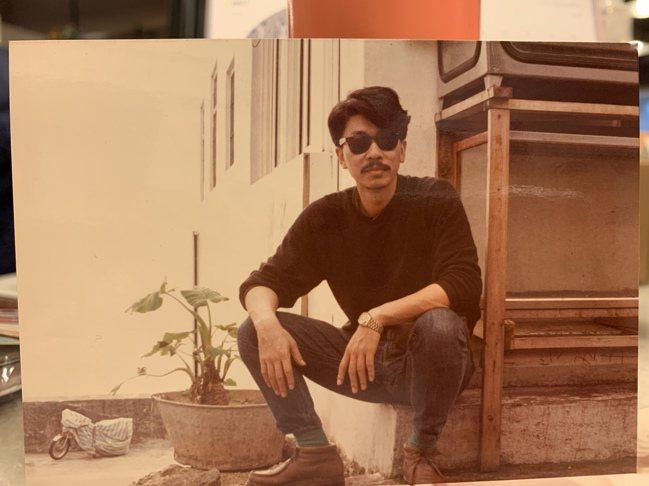 倪重華曾在中影當過攝影助理。照片提供/倪重華