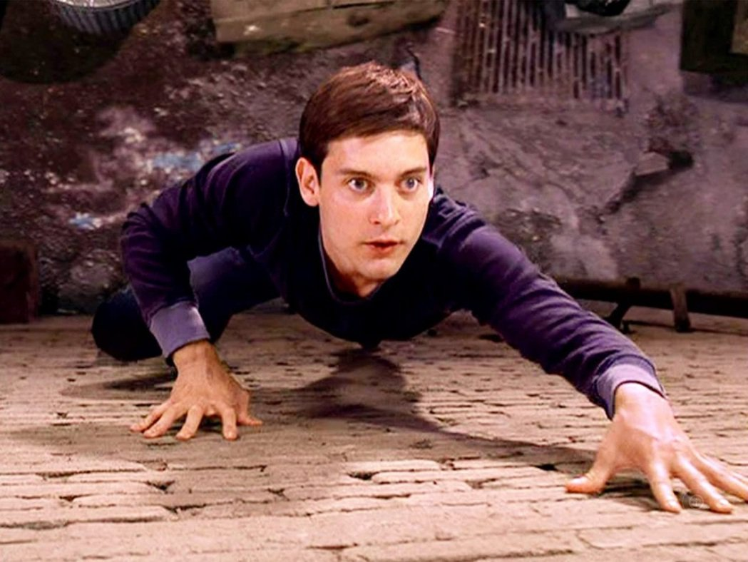 陶比麥奎爾的「蜘蛛人」系列影片曾創下極佳票房。圖/摘自imdb