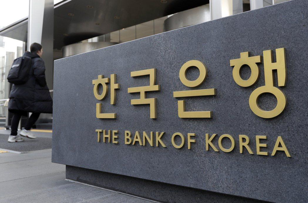 專家預估,南韓央行本周按兵不動。美聯社