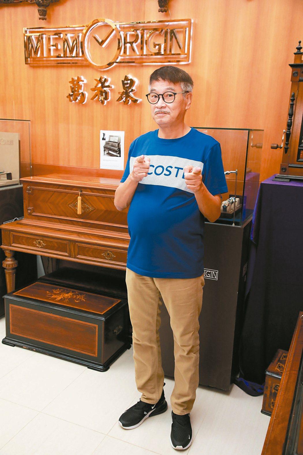 2月27日,香港演員吳孟達因癌症病情惡化當天下午5時許病逝,享壽70歲。 圖/視