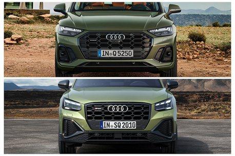 300hp都會跨界休旅首現!小改款Audi Q5、Q2車系台灣展開預售