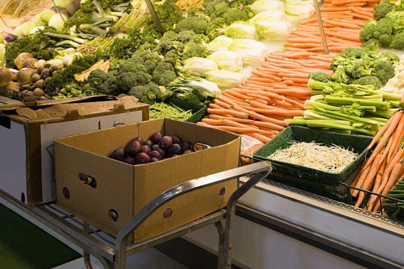 網友好奇「最難吃的青菜是誰」,多數人投給過年必吃的吉祥菜。示意圖/ingimage