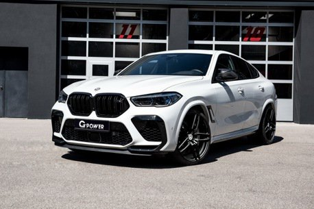G-Power大改BMW X6 M Comeptition 帶來789hp的暴力新美學!