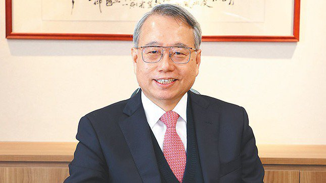 上海商銀總經理林志宏。記者潘俊宏/攝影