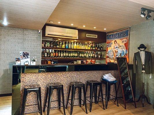 Mafius馬斐爾也有調酒,讓許多客戶來此放鬆又可品酒。  Mafius馬斐爾/...