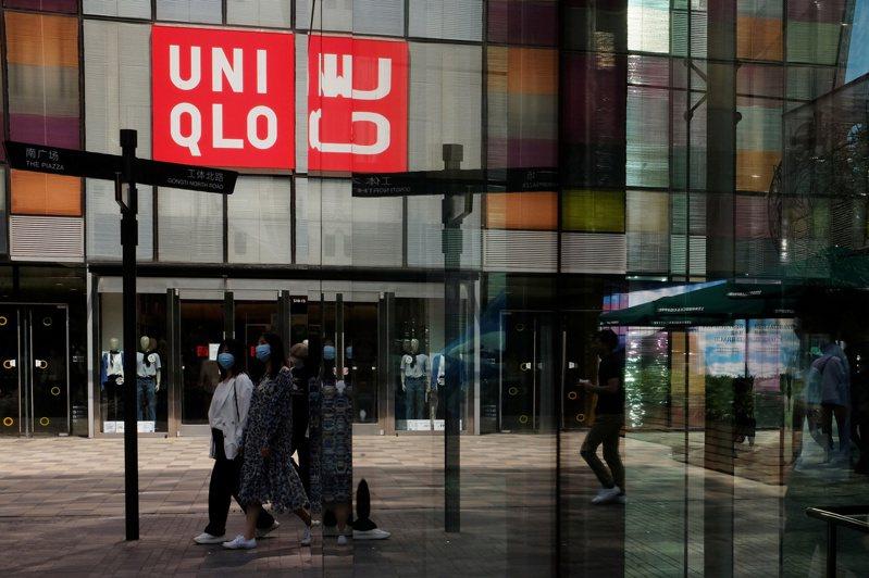 圖為零售控股「迅銷」旗下品牌UNIQLO。 路透社